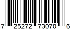 UPC-A barcode type